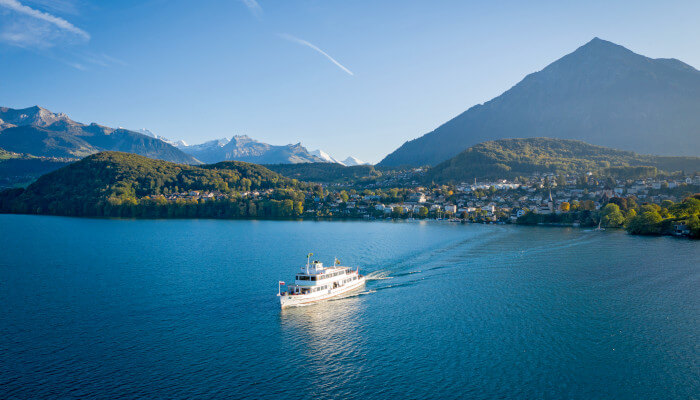Interlaken Thunersee