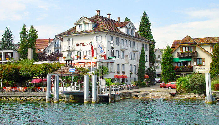 Seehotel RIGI Royal Immensee